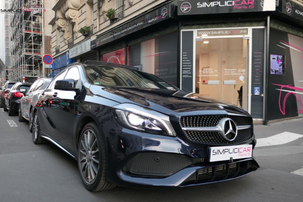 MERCEDES CLASSE A 250 7G-DCT Fascination AMG FULL 27490 Paris 15